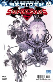 Super Sons #4 Variant Edition