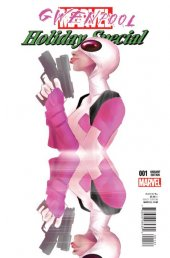 Gwenpool Special #1 Rodriguez Gwenpool Variant