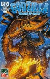 Godzilla: Rulers of Earth #17 Subscription Variant