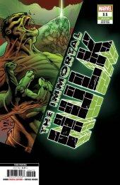 The Immortal Hulk #11 3rd Printing Bennett Variant