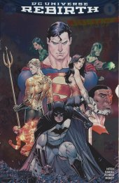 Justice League #1 Silver Convention Exclusive