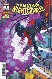 Age of X-Man: The Amazing Nightcrawler #2 Eduard Petrovich Variant