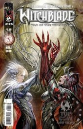 Witchblade #125 Cover E All Beef Ed