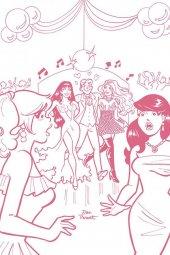 Red Sonja & Vampirella Meet Betty & Veronica #6 1:15 Incentive