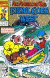 An American Tail Fievel Goes West #1