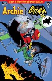 Archie Meets Batman