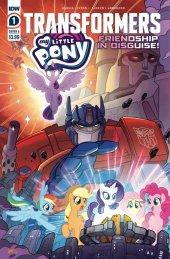my little pony/transformers #1