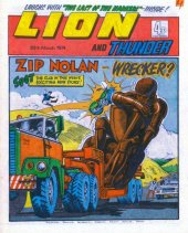 Lion #March 30th, 1974