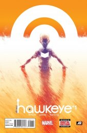 All-New Hawkeye #1