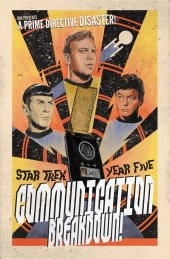 Star Trek: Year Five #3 1:10 Incentive Variant