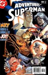 Adventures of Superman #638