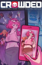 Crowded #8 Cover B Erickson