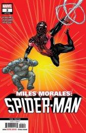 Miles Morales: Spider-Man #2 3rd Printing