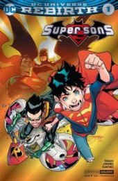 Super Sons #1 Convention Exclusive Foil Variant