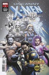 Uncanny X-Men #1 Leinil Francis Yu Premium Variant