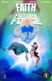 Faith And The Future Force #3 Cover C Richardson