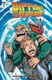 Back to the Future: Biff to the Future #1 Retailer Incentive Cover