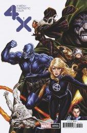 X-Men / Fantastic Four #1 Brooks Variant