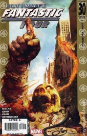 Ultimate Fantastic Four #30 Arthur Suydam Variant