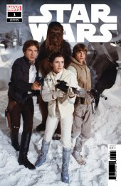 Star Wars #1 1:10 Movie Variant Cover