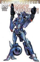 The Transformers: Windblade #4 Retailer Incentive