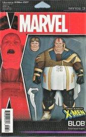 Uncanny X-Men #7 Action Figure Variant