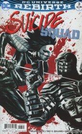 Suicide Squad #3 Variant Edition