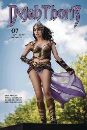 Dejah Thoris #7 Cover E Cosplay