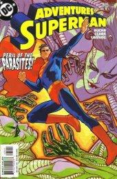 Adventures of Superman #635