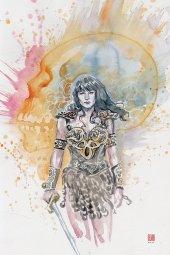 Xena: Warrior Princess #5 1:10 Mack Virgin Variant