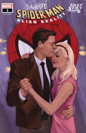 Symbiote Spider-Man: Alien Reality #3 Noto Gwen Stacy Variant