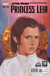 Star Wars: Princess Leia #3 BAM Exclusive Variant