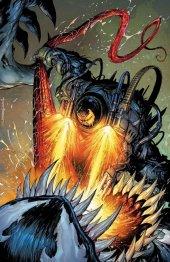 Venom #27 Tyler Kirkham Secret Variant B