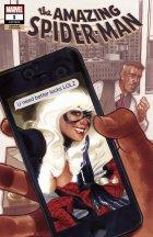 The Amazing Spider-Man #1 Adam Hughes Variant A