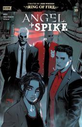 Angel & Spike #10 Cover B Melkinov