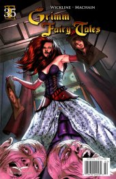 GRIMM FAIRY TALES #35 VERY FINE 2009 2005 SERIES ZENESCOPE