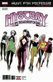 Hunt for Wolverine: Mystery in Madripoor #1 Silas 2nd Prnt