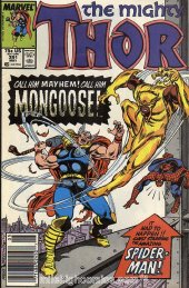 The Mighty Thor #391 Newsstand Edition