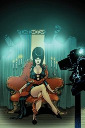 Elvira: Mistress of the Dark #12 1:15 Incentive
