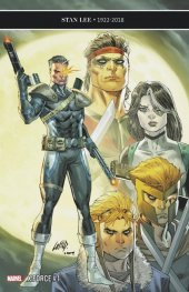 X-Force #1 Rob Liefeld Variant