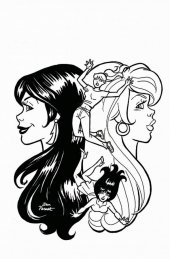 Red Sonja & Vampirella Meet Betty & Veronica #8 1:11 Incentive