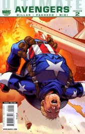 Ultimate Avengers #2 2nd Printing Variant