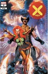 X-Men #2 Jay Anacleto Exclusive Variant DX