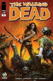 The Walking Dead #1 Wizard World Comic Con Richmond Variant