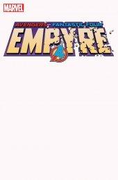 Empyre #1 Blank Variant