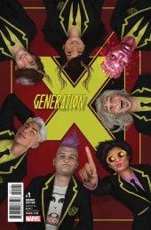 Generation X #1 Rahzzah Variant
