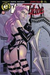 Vampblade: Season 4 #11 Cover E Avella