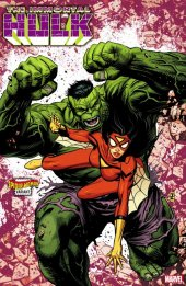 The Immortal Hulk #32 Zircher Spider-Woman Variant