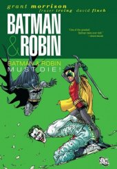 batman and robin vol. 3: batman must die tp