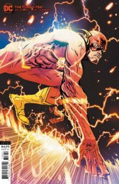 The Flash #756 Card Stock Variant Edition